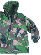 Parka camouflage CCE