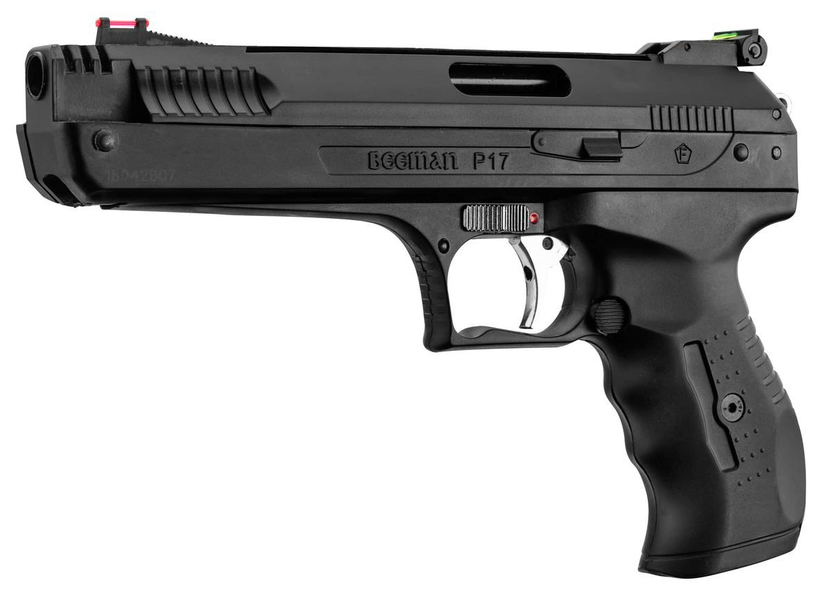 Pistolet à air comprimé Beeman P17 - 4.5 mm 3,7 Joules