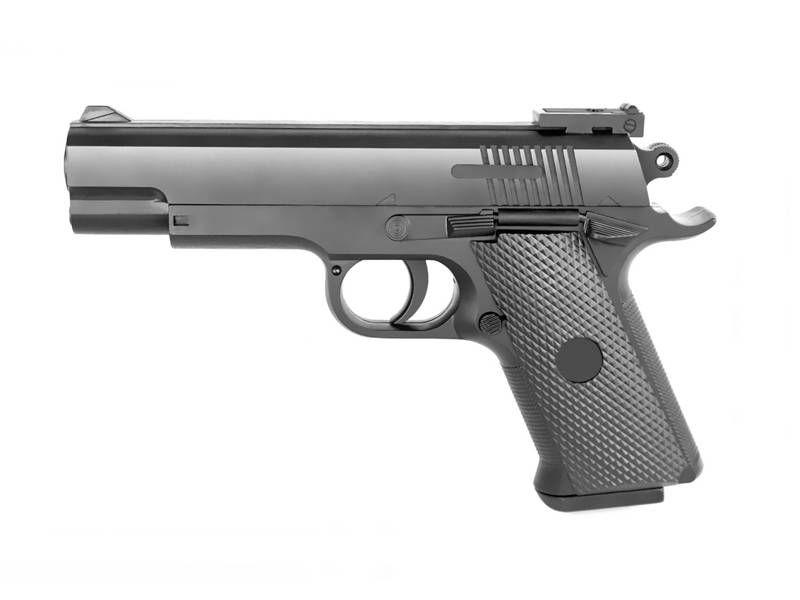 Pistolet à bille airsoft Plan Beta Pistolet 1032 Noir spring