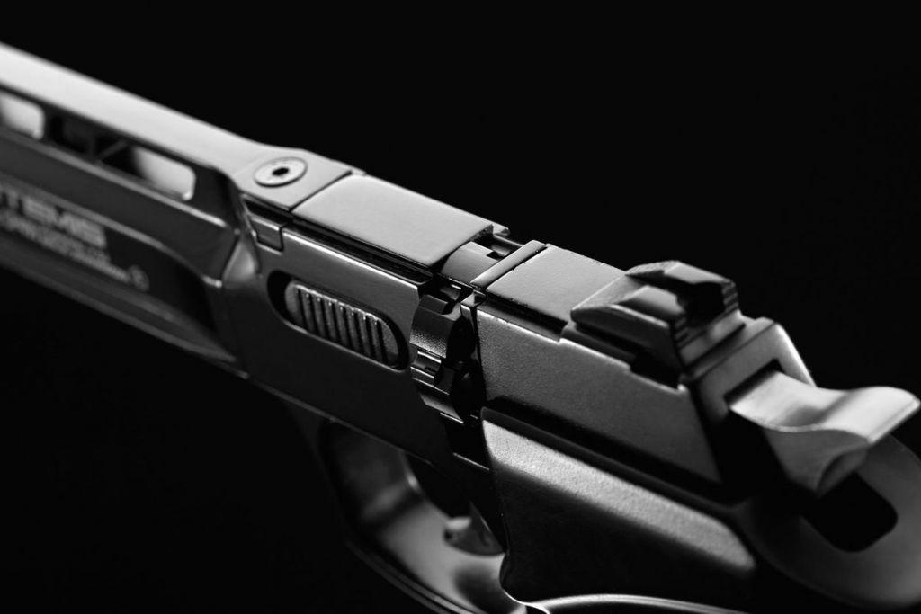 Pistolet à plombs calibre 4.5 mm Artemis CP400 noir