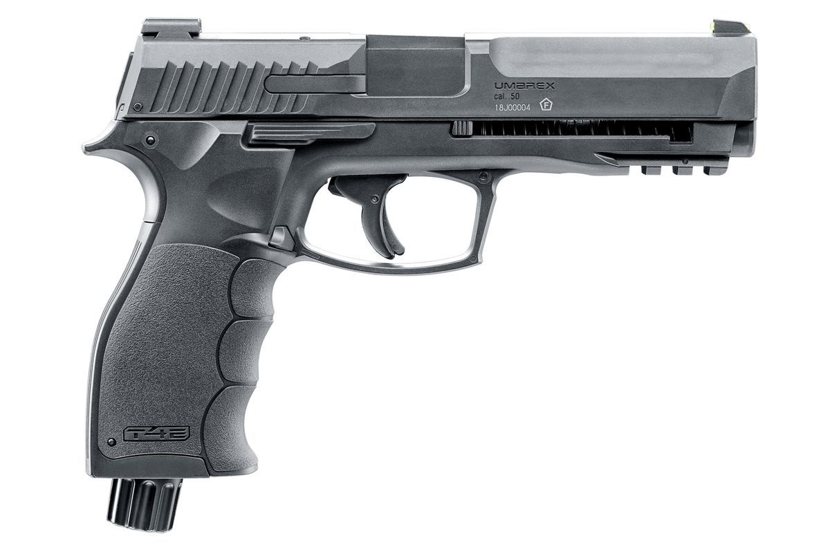 Pistolet CO2 Walther T4E HDP Cal.50 home defense