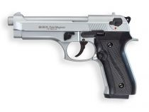 Pistolet d\'Alarme EKOL Firat Magnum 9mm PAK Silver Clair
