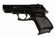 Pistolet d\'Alarme EKOL Lady 9mm PAK Noir Brillant