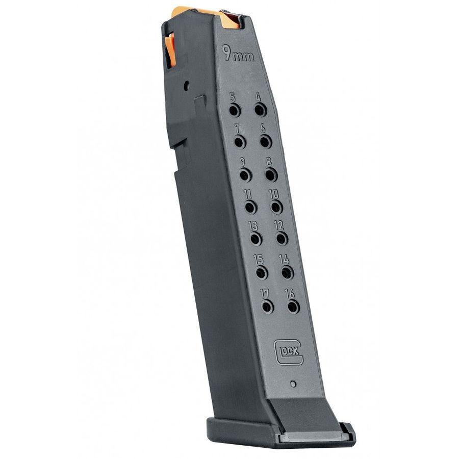 Pistolet d\'alarme GLOCK 17 Gen 5 Cal 9 mm PAK + Mallette Umarex
