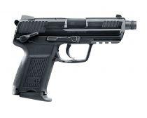 PISTOLET H&K HK45CT NOIR BLOWBACK GAZ