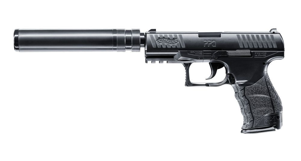 PISTOLET WALTHER PPQ NAVY SPRING