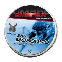 Plombs Plats Mosquito 5.5mm 0.83g (x250)