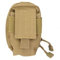 POCHETTE MULTI-FONCTIONS TYPE MOLLE COYOTE