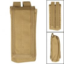 PORTE CHARGEUR POUR AK47 TYPE MOLLE COYOTE