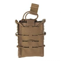 Porte chargeur simple Open Top Flex type MOLLE coyote-tan