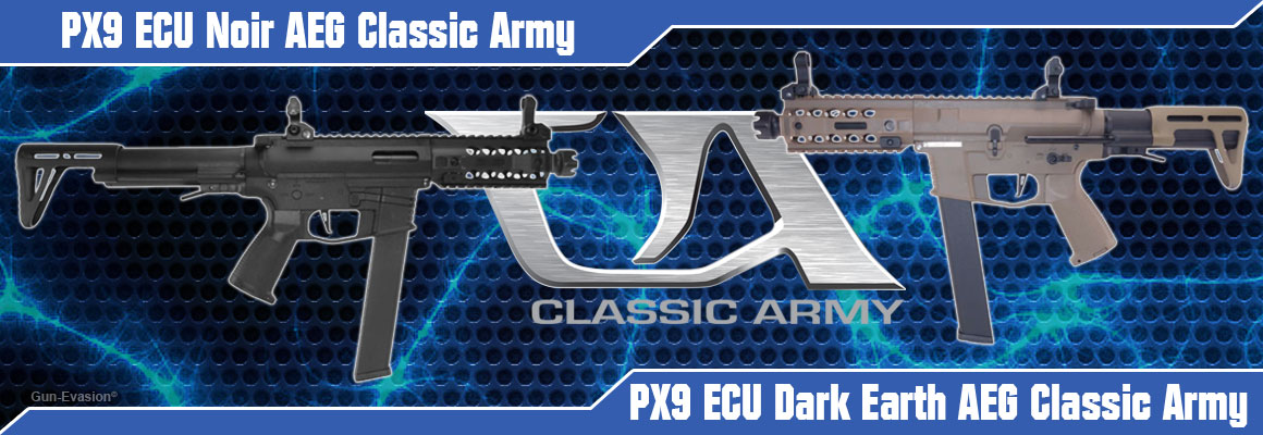 PX9 Classic Army ENF010P
