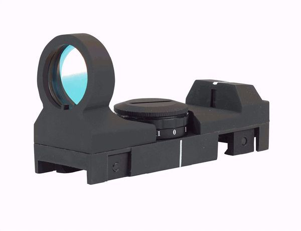 RED DOT 1 X 25 - VITRE RONDE SWISS ARMS