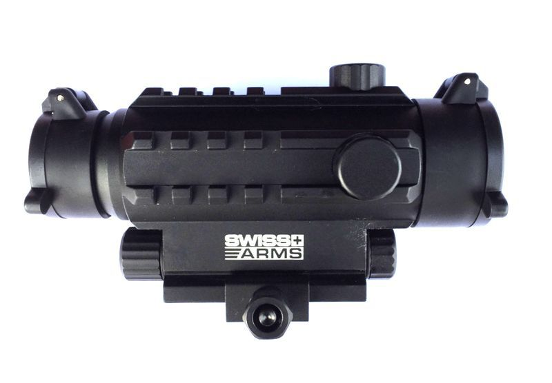 RED DOT SIGHT MULTI RAILS