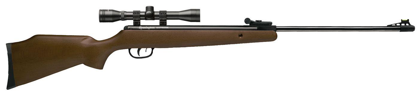 Remington Express Bois Nitro MAG 4.5 avec lunette 4x32
