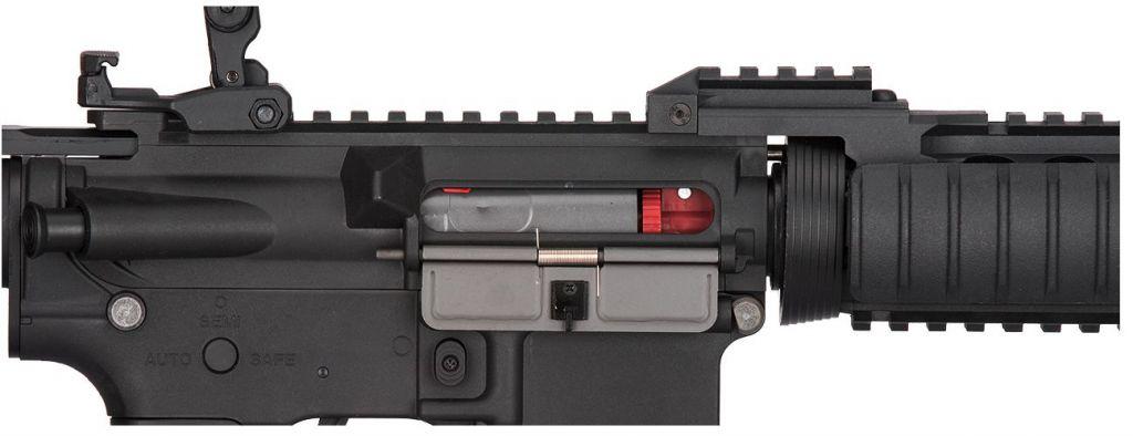 Réplique airsoft AEG LT-02C GEN2 MK18 MOD0 Noir pack complet