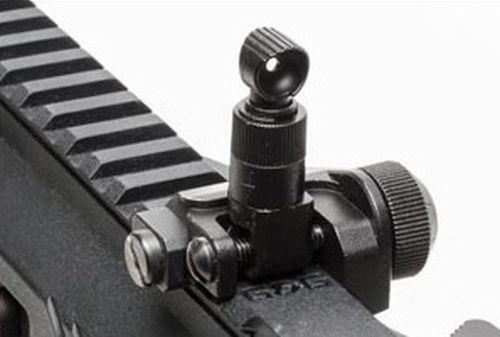 Réplique Airsoft G&G CM16 SRL noir AEG