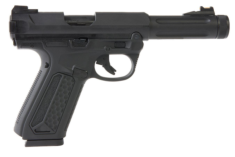 Réplique airsoft Gaz AAP-01 Assassin Noir