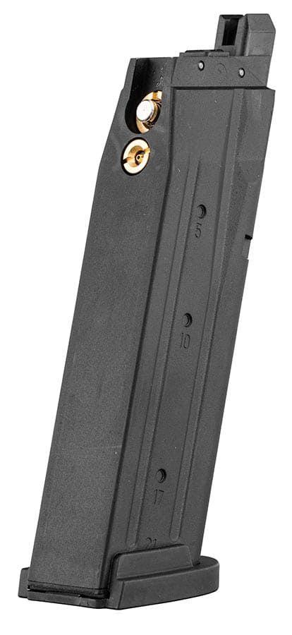 Réplique airsoft Sig Sauer ProForce P320-M18-GBB Noir