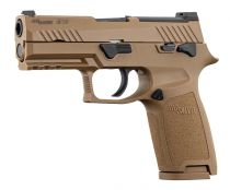 Réplique airsoft Sig Sauer ProForce P320-M18-GBB Tan