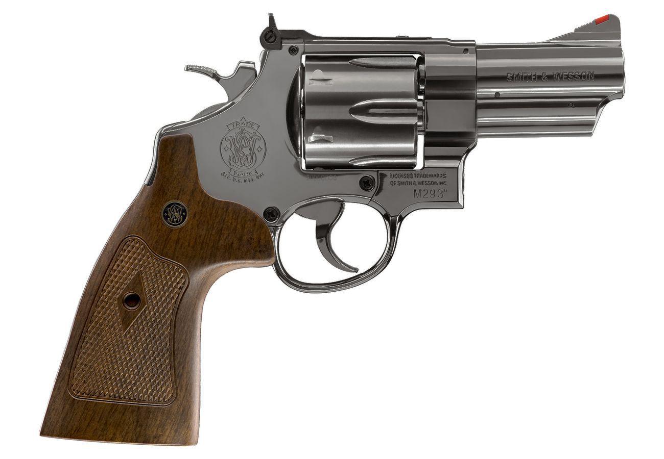 Revolver Airsoft Smith & Wesson M29 3\'\' CO2 Full Metal Chromé