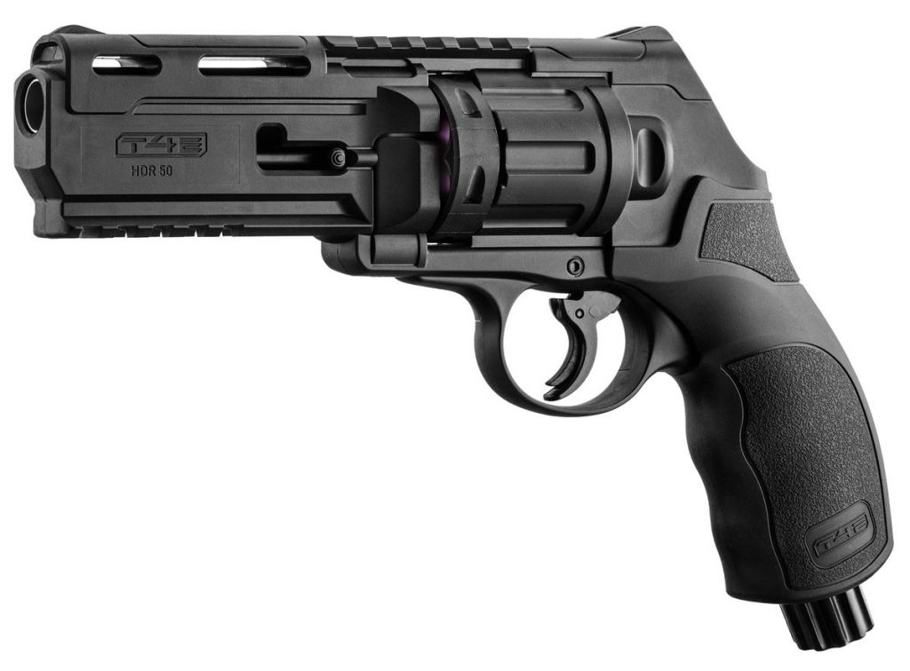 Revolver CO2 Walther T4E HDR Cal.50 home defense