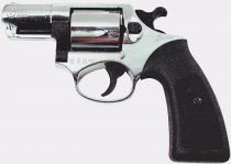 REVOLVER D\'ALARME 2,5\'\' KIMAR COMPETITIVE 9 MM RK CHROME