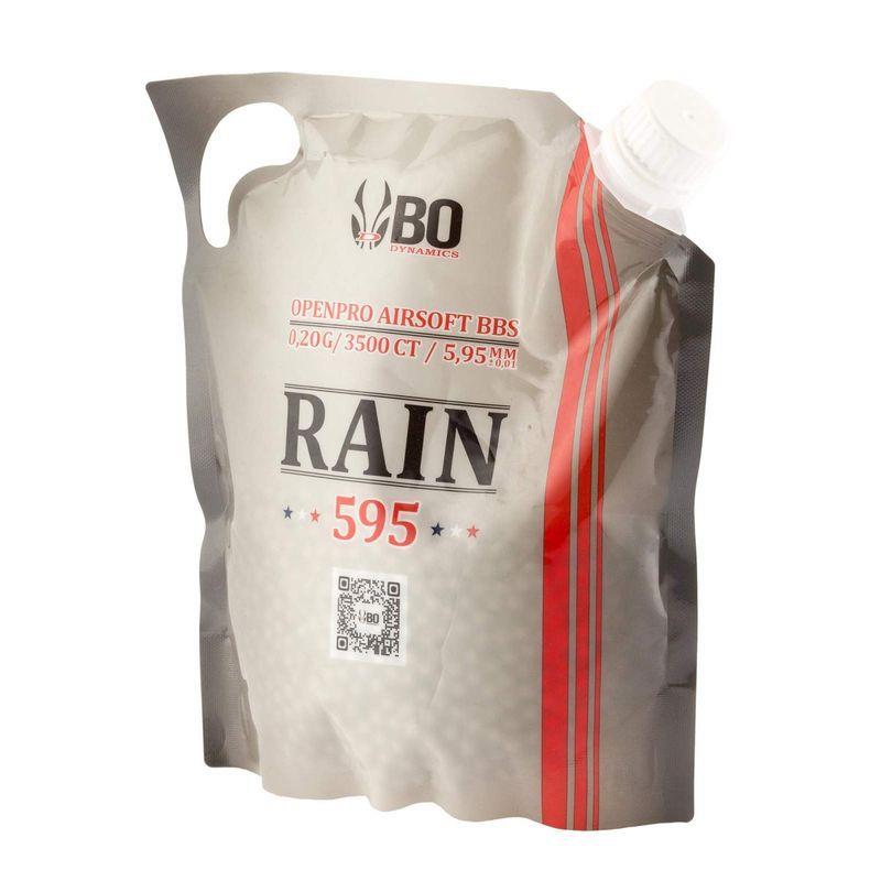SACHET DE 3500 BILLES BO DYNAMICS RAIN 595 0.20 G