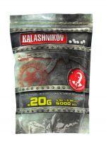 SACHET DE 5000 BILLES KALASHNIKOV 0,20 G