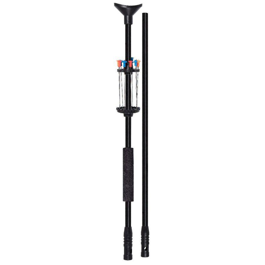 Sarbacane Blowair 39 Pouces - 100 cm Noire avec 10 fléchettes