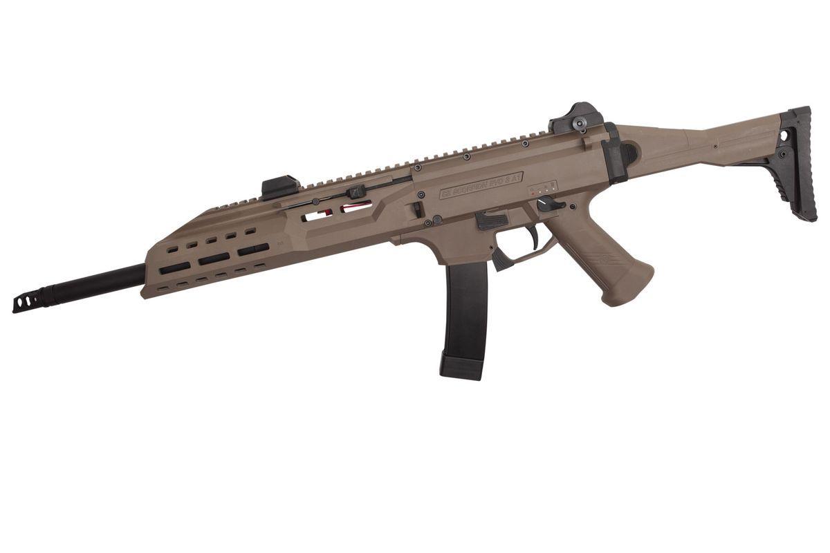 Scorpion EVO 3-A1 Carbine Proline AEG Edition limitée FDE-DT