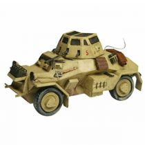 SD KFZ 222 EN METAL LONG. 30 CM