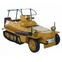 SD KFZ 250 EN METAL 25 CM