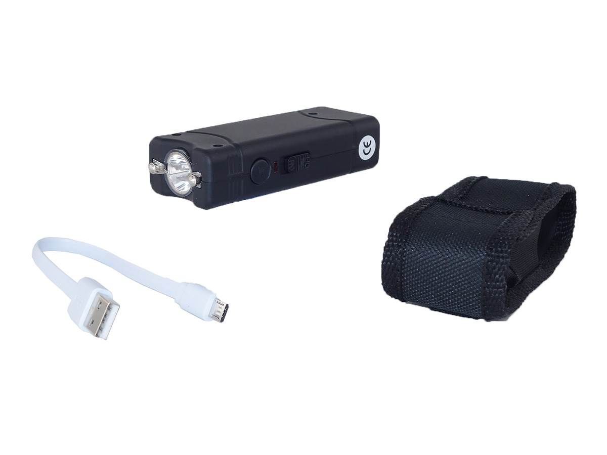 Shocker de poche MOD 801 rechargeable USB 6 000 000 V