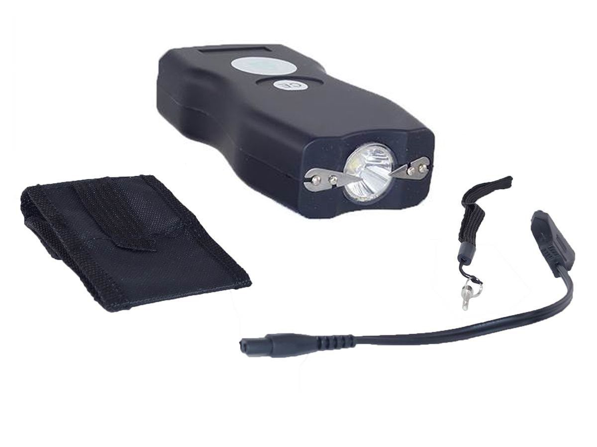 Shocker Mod 102B 3000000 V avec lampe Led et dragonne coupe-circuit