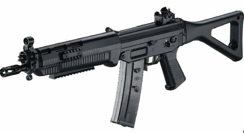 SIG SAUER 551 SWAT ICS