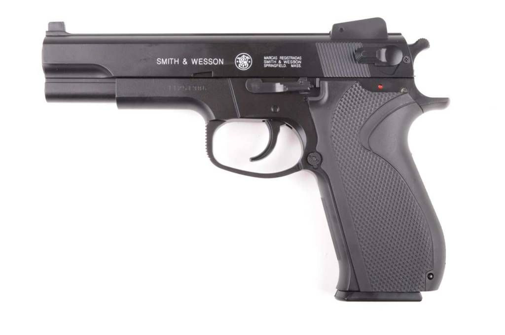 SMITH & WESSON M4505 HPA CULASSE METAL BAXS SPRING