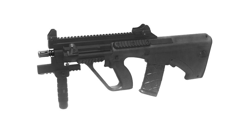 STEYR AUG A3 XS COMMANDO NOIR PROLINE