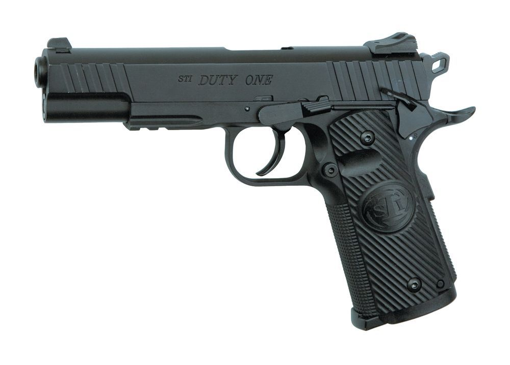 STI DUTY ONE BLOWBACK NOIR CO2