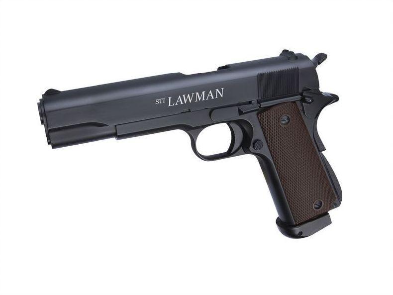 STI Lawman Co2 full métal blowback
