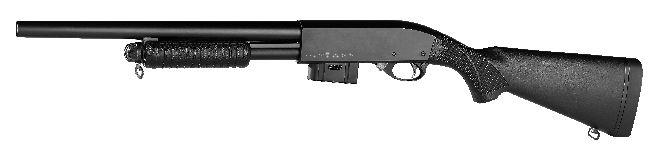 SWISS ARMS SHOTGUN FULL METAL FULL STOCK