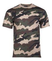 T-Shirt camo CCE Francais