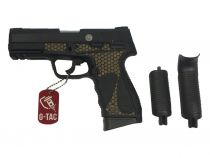 TAURUS 24/7 CO2 BLOWBACK CUSTOM G-TAC SERIE LIMITEE 50 EX