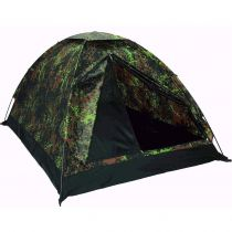 TENTE BIPLACE IGLOO SUPER FLECKTARN