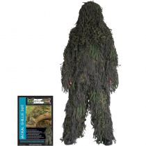 TENUE DE CAMOUFLAGE GHILLIE JACKAL 3 PIECES