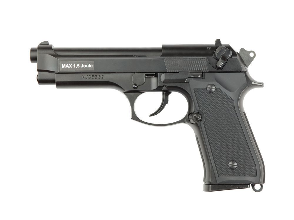 US M9 HW METAL - NOIR