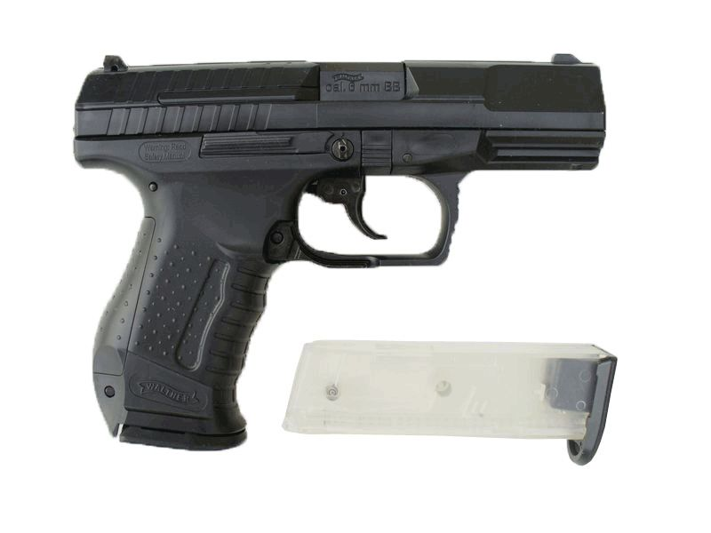 WALTHER P99 NOIR SPECIAL OPERATIONS SPRING