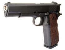 WE 1911 Graphite Full Métal Blowback GAZ
