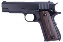 WE 1911 modele 1943 Noir Full Metal Gaz Blowback