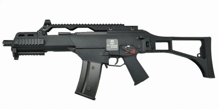 WE G39C G-BLOW BACK RF