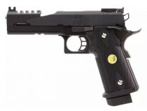 WE Hi-Capa 5.1 Black Dragon Version B Full Metal Gaz Blowback